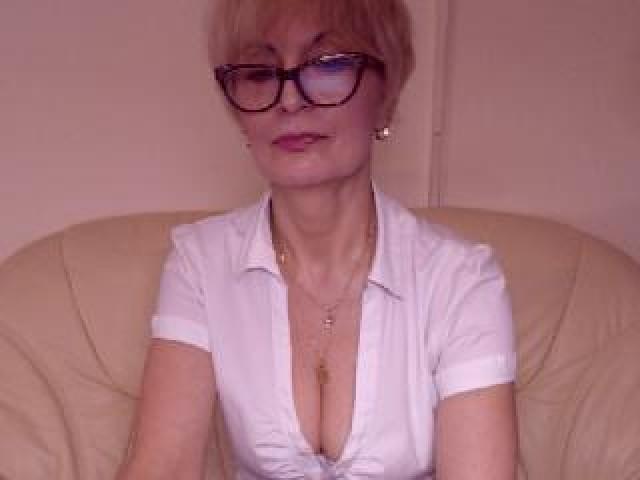 Nancylux Live Mature Shaved Pussy Blonde Medium Tits Webcam Tits