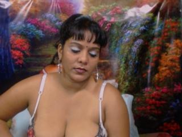 Indianfancy U Live Pussy Female Indian Glamour Large Tits Model Brown