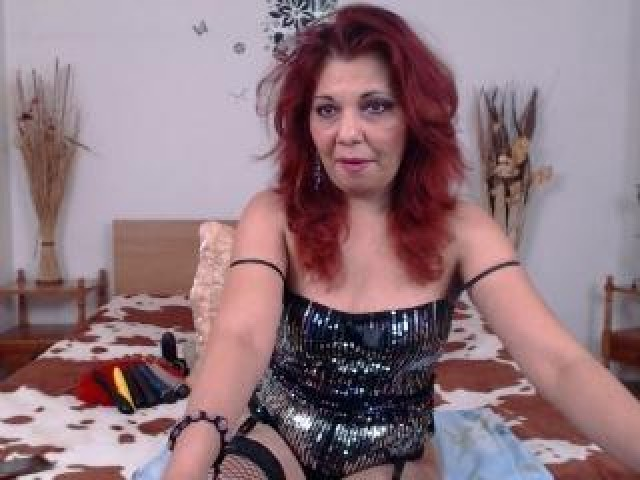 Milfcream Live Mature Model Tits Medium Tits Redhead Dildo Pussy Wet