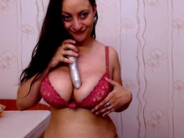 Xbellax Live Brunette Pussy Large Tits Webcam Babe Female Brown Eyes