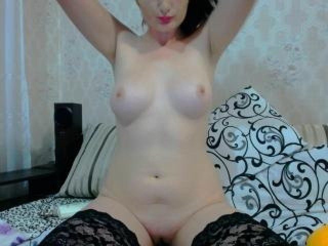 Sexy Mary Live Blue Eyes Medium Tits Brunette Shaved Pussy