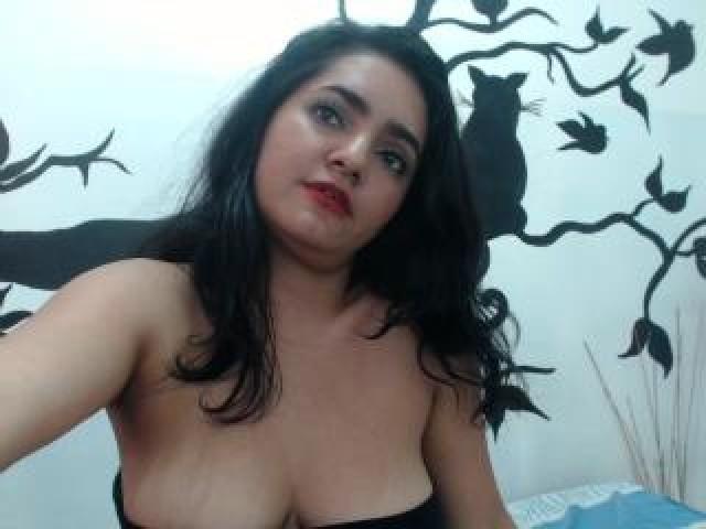Sammhy Live Large Tits Tits Female Latina Brunette Babe Webcam Pussy