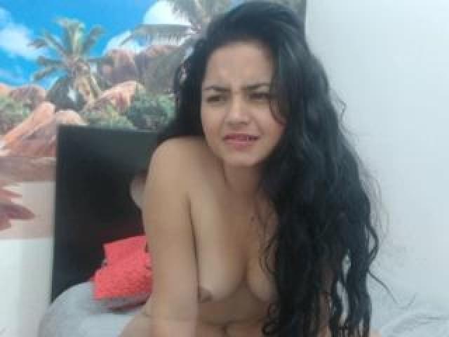 Beauty Kim Live Brunette Female Brown Eyes Webcam Medium Tits Teen